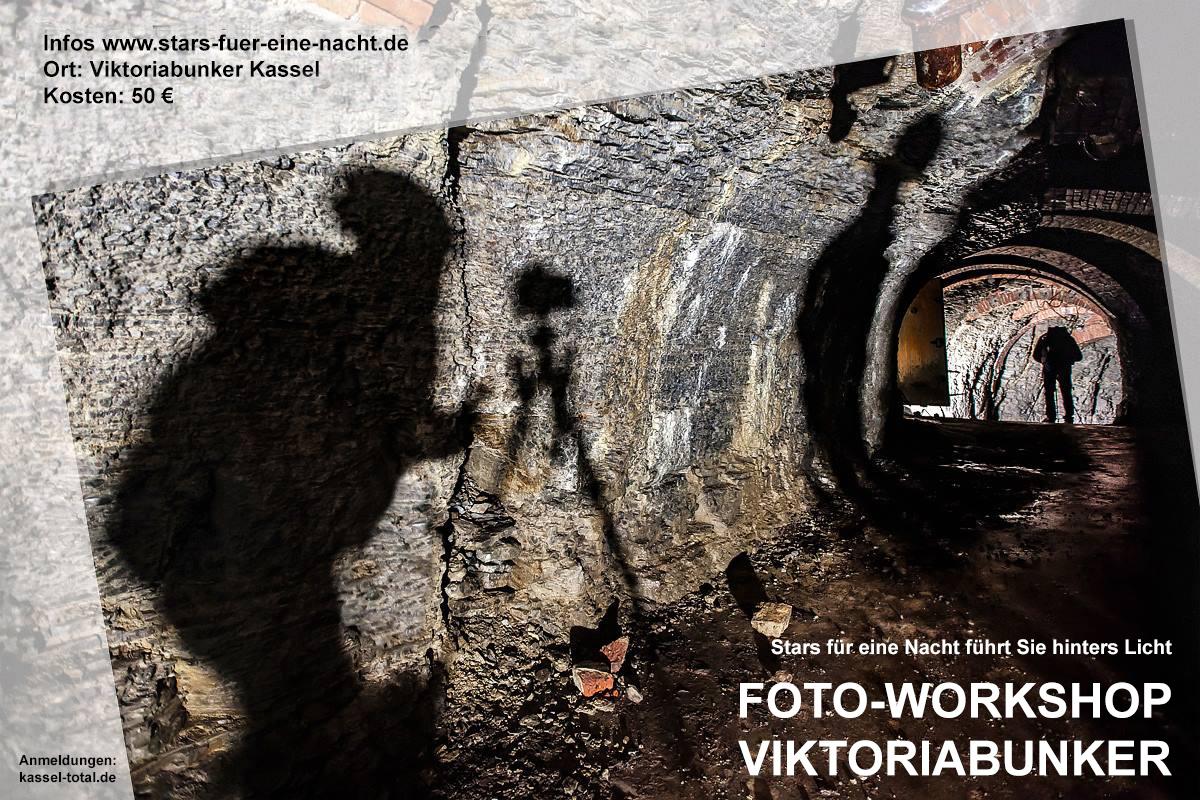 Bunker Fotos-Tour Kassel